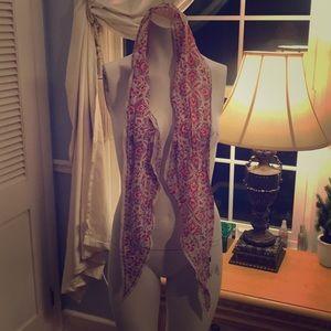 SEE BY CHLOE silk scarf